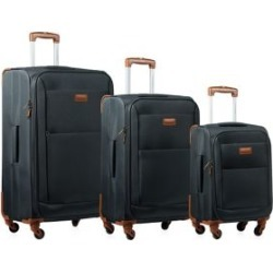3-Piece Classic Luggage Set