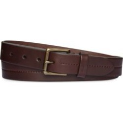Leather Center Stitch Roller Belt found on Bargain Bro UK from Saks Fifth Avenue UK