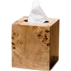Burl Veneer Tissue Box found on Bargain Bro UK from Saks Fifth Avenue UK