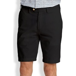 Saks Fifth Avenue Men's COLLECTION Cotton Oxford Shorts - Black - Size 35 found on Bargain Bro Philippines from Saks Fifth Avenue for $44.00