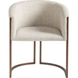 Parker Upholstered Arm Chair Set of 2