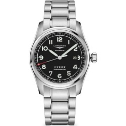 Longines Spirit Stainless Steel Bracelet Watch found on MODAPINS from Saks Fifth Avenue UK for USD $2393.28