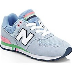 New Balance Girl's 574 Summer Shore Sneakers - Air - Size 12 (Child) found on Bargain Bro India from LinkShare USA for $54.95