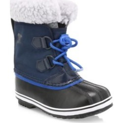 Kid's Yoot Pac Waterproof Faux Shearling-Trim Boots found on Bargain Bro UK from Saks Fifth Avenue UK