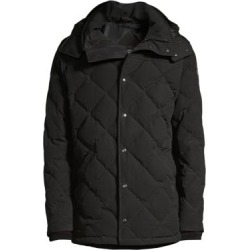Webster Duck Down Hooded Coat