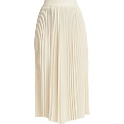 Co Women's Essentials Pleated Midi Skirt - Ivory - Size XS found on MODAPINS from Saks Fifth Avenue for USD $417.00