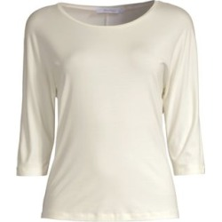 Three-Quarter Sleeve Boatneck Tee found on Bargain Bro UK from Saks Fifth Avenue UK