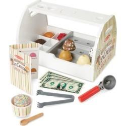 20-Piece Scoop and Serve Ice Cream Counter