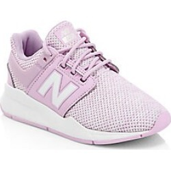 New Balance Girl's 247 Crystal Knit Sneakers - Crystal Rose - Size 12 (Child) found on Bargain Bro India from LinkShare USA for $54.95