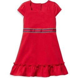 Baby's, Little Girl's & Girl's Ponte A-Line Flounce Dress found on Bargain Bro from Saks Fifth Avenue Canada for USD $38.97