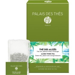 Palais des Thes 20-Pack Gourmet Tea Bags/ 3.2 oz. Each found on Bargain Bro from Saks Fifth Avenue for USD $9.88
