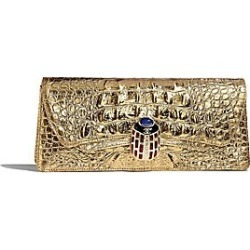 Chanel Clutch - Or found on Bargain Bro Philippines from Saks Fifth Avenue for $3800.00