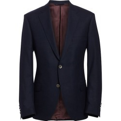 Saks Fifth Avenue Men's COLLECTION BY SAMUELSOHN Classic-Fit Wool Travel Blazer - Navy - Size 48 R found on Bargain Bro India from Saks Fifth Avenue for $998.00
