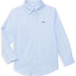 Little Boy's & Boy's Long Sleeve Cotton Shirt