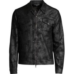 Tracker Distressed Jacket found on Bargain Bro India from Saks Fifth Avenue Canada for $619.77