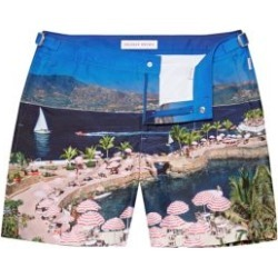 Bulldog Photographic Swim Trunks found on MODAPINS from Saks Fifth Avenue UK for USD $525.49