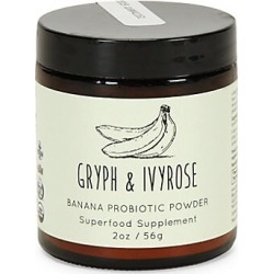 Gryph & IvyRose Banana Probiotic Powder