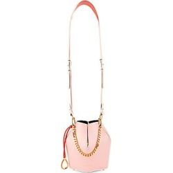 Alexander McQueen Women's Small Leather Bucket Bag - Pink found on MODAPINS from Saks Fifth Avenue for USD $1990.00