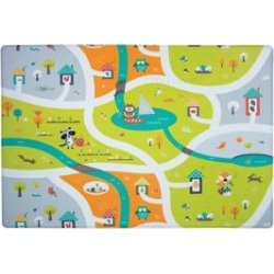 Multi-Reversible Miles Play Mat