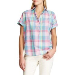 Plaid Cotton Shirt found on GamingScroll.com from The Bay for $16.96