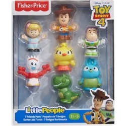 Little People Disney 7-Friends Pack
