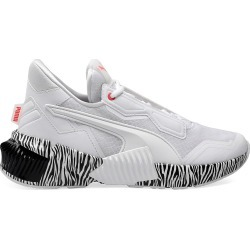 Puma Women's Women's Provoke XT Zebra Sneakers - White - Size 7 found on Bargain Bro from Saks Fifth Avenue for USD $68.40