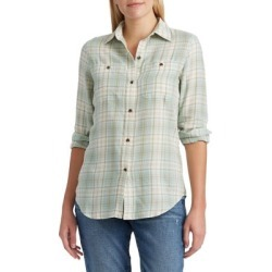 Print Cotton Shirt found on GamingScroll.com from The Bay for $30.00