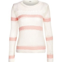 Open-Weave Stripe Sweater found on Bargain Bro Philippines from Saks Fifth Avenue AU for $731.49