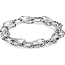 Classic Silver Chain Bracelet found on Bargain Bro India from Saks Fifth Avenue AU for $838.29