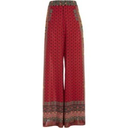 Athena Wide-Leg Pants found on MODAPINS from Saks Fifth Avenue UK for USD $420.13