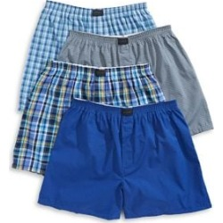 Four-Pack ActiveBlend Woven Boxers found on Bargain Bro Philippines from The Bay for $48.00