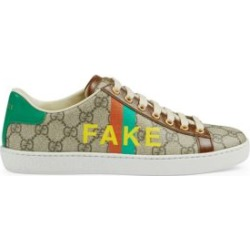 New Face Fake Sneakers found on Bargain Bro UK from Saks Fifth Avenue UK