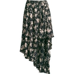 Asymmetric Floral Silk Chiffon Midi Skirt found on Bargain Bro Philippines from Saks Fifth Avenue AU for $416.23