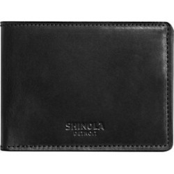 Slim Leather Bi-fold Wallet found on MODAPINS from Saks Fifth Avenue AU for USD $207.30