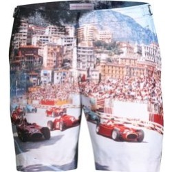 Bulldog Photographic Swim Trunks found on MODAPINS from Saks Fifth Avenue UK for USD $688.29