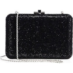 Judith Leiber Couture Women's Slim Slide Crystal Clutch - Jet found on MODAPINS from Saks Fifth Avenue for USD $1995.00