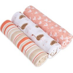 Baby's Set of Three Classic Flock Together Swaddles found on Bargain Bro India from Saks Fifth Avenue for $38.00