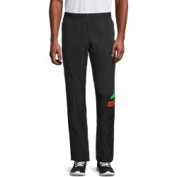 Heron Preston Men's Regular-Fit Drawstring Pants - Black - Size XL found on MODAPINS from Saks Fifth Avenue OFF 5TH for USD $419.99
