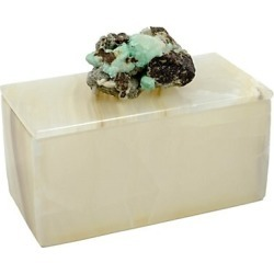 Onyx Pyrite Box found on Bargain Bro Philippines from Saks Fifth Avenue OFF 5TH for $149.99