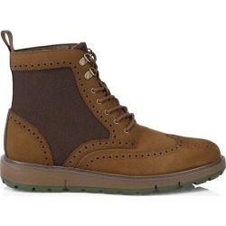 Motion Wing Tip Lace-Up Boots found on Bargain Bro Philippines from Saks Fifth Avenue AU for $177.28