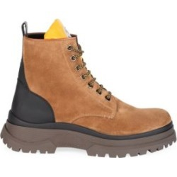 Ulysse Leather Hiking Boots found on Bargain Bro from Saks Fifth Avenue UK for £372