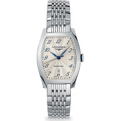 Longines Men's Evidenza Automatic Stainless Steel Bracelet Watch found on MODAPINS from Saks Fifth Avenue for USD $2050.00