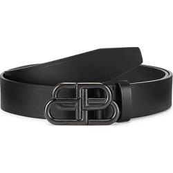Large BB Leather Belt found on Bargain Bro UK from Saks Fifth Avenue UK