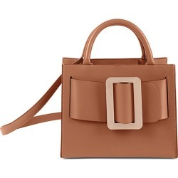 Boyy Women's Small Bobby Leather Tote - Nocciola found on MODAPINS from Saks Fifth Avenue for USD $1140.00