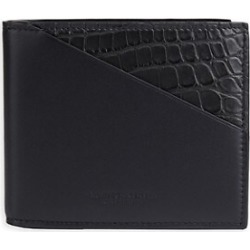 Bi-Fold Alligator Leather Wallet found on MODAPINS from Saks Fifth Avenue Canada for USD $786.36