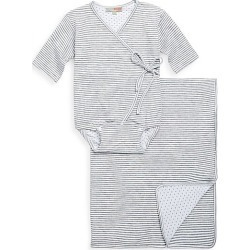 Baby's Two-Piece Cotton Bodysuit and Blanket Set found on Bargain Bro India from Saks Fifth Avenue for $98.00
