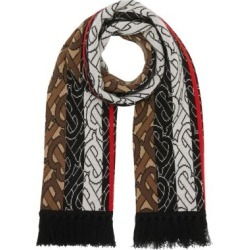 TB Logo Cashmere Scarf found on Bargain Bro India from Saks Fifth Avenue AU for $582.55