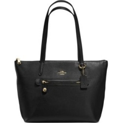 Pebble Leather Taylor Tote Bag