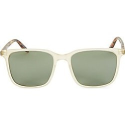 Barton Perreira Men's Heptone 54MM Rectangular Sunglasses - Brown found on MODAPINS from Saks Fifth Avenue for USD $470.00