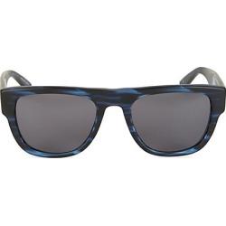 Barton Perreira Men's Kahuna 54MM Rectangular Sunglasses - Black found on MODAPINS from Saks Fifth Avenue for USD $395.00